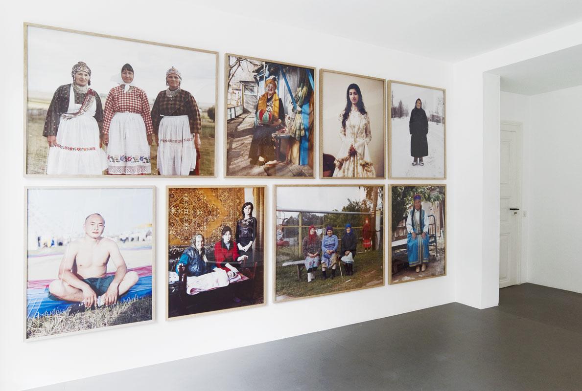 Anastasia Khoroshilova, RUSSKIE, Gisèle Linder Gallery, Basel, Switzerland