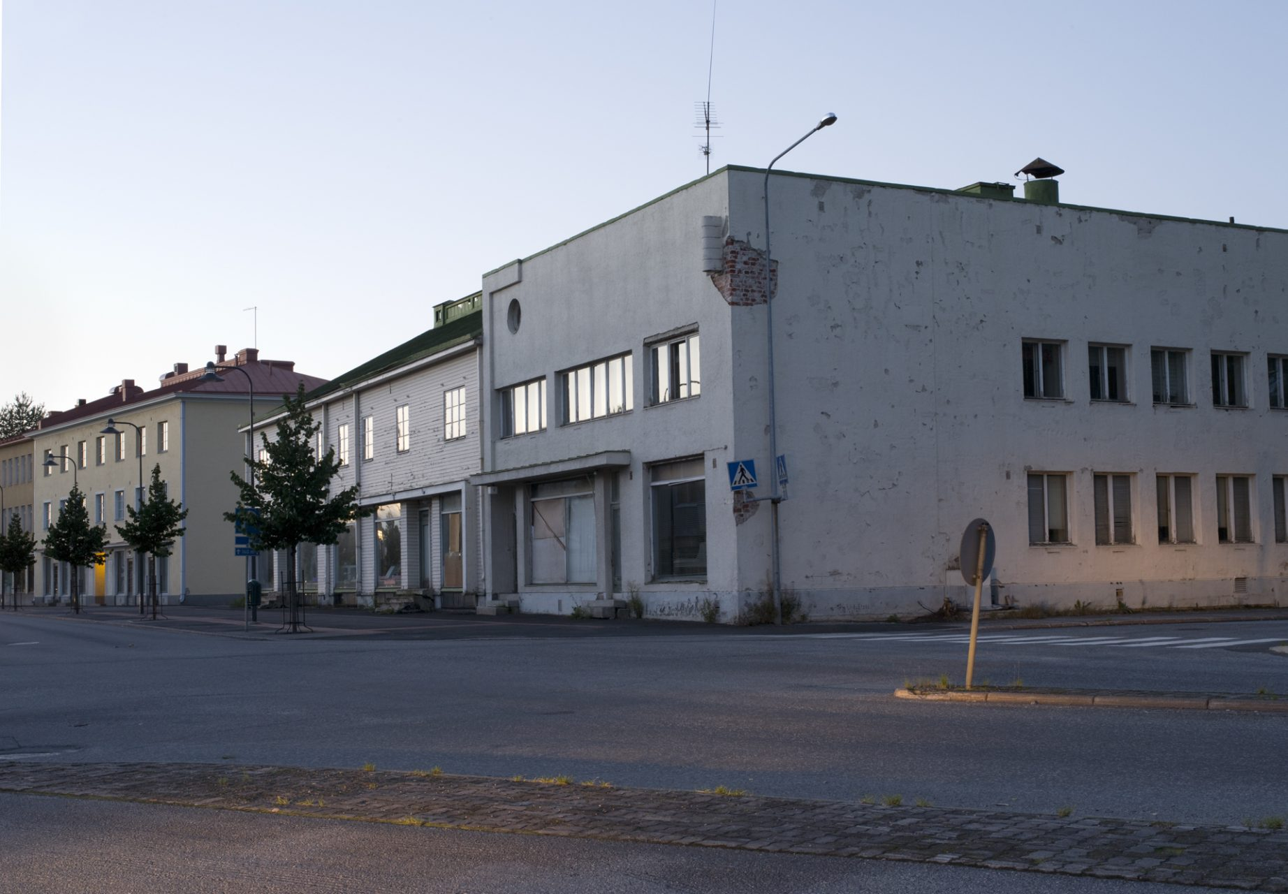 Kasaniya (Tracks), c-print, 100x120, 2013 / Finland, North Karelia. Lieksa. White nights.