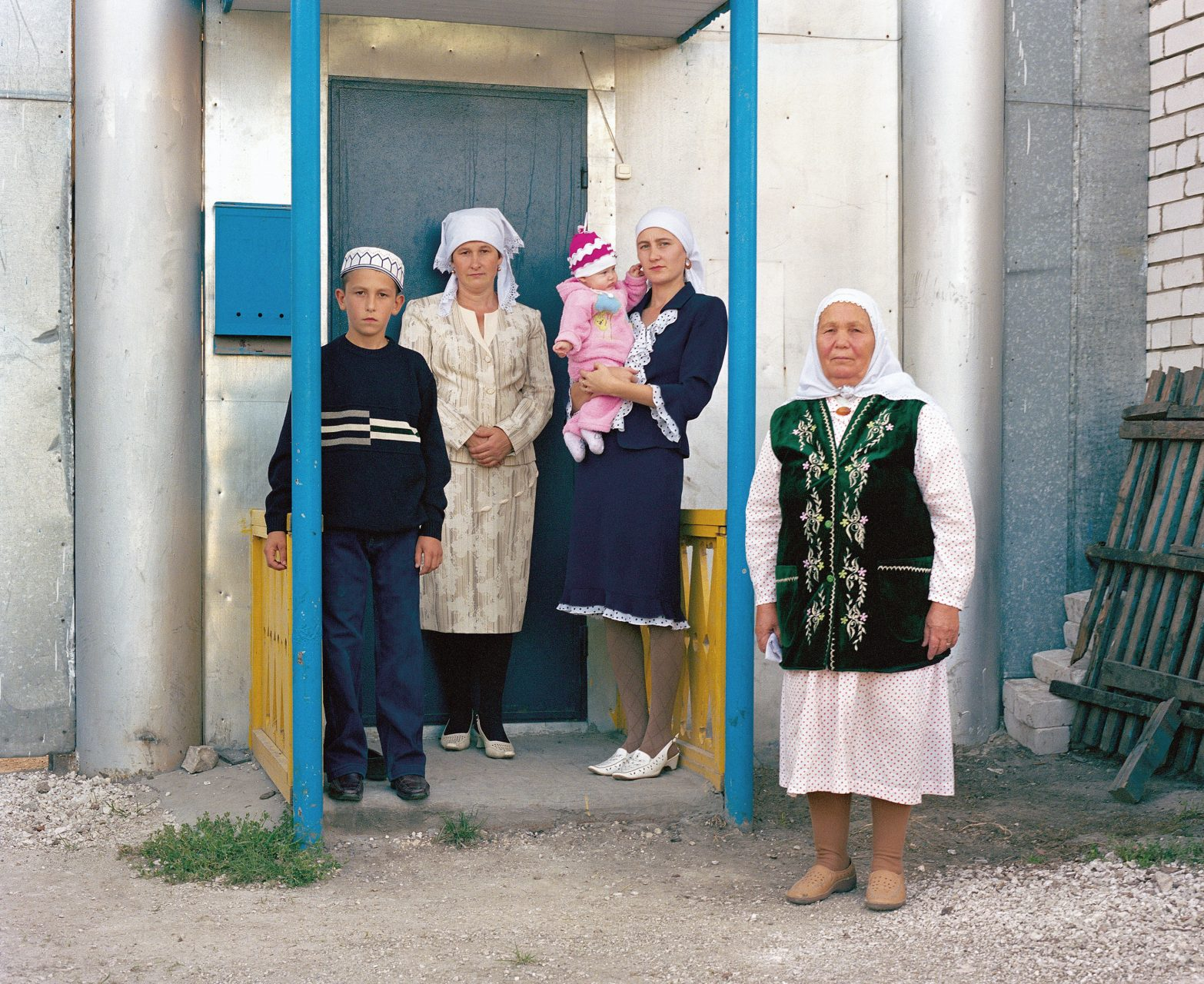 Russkie #19, c-print on dibond,100 x 120 cm, 2007