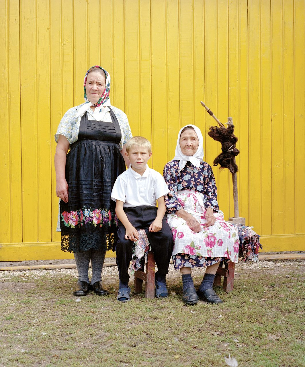 Russkie #26, c-print on dibond,100 x 80 cm, 2007