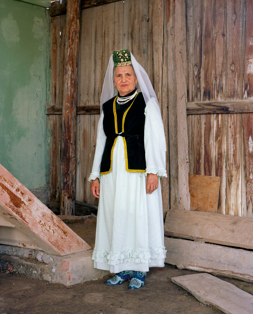 Russkie #38, c-print on dibond,100 x 80 cm, 2007