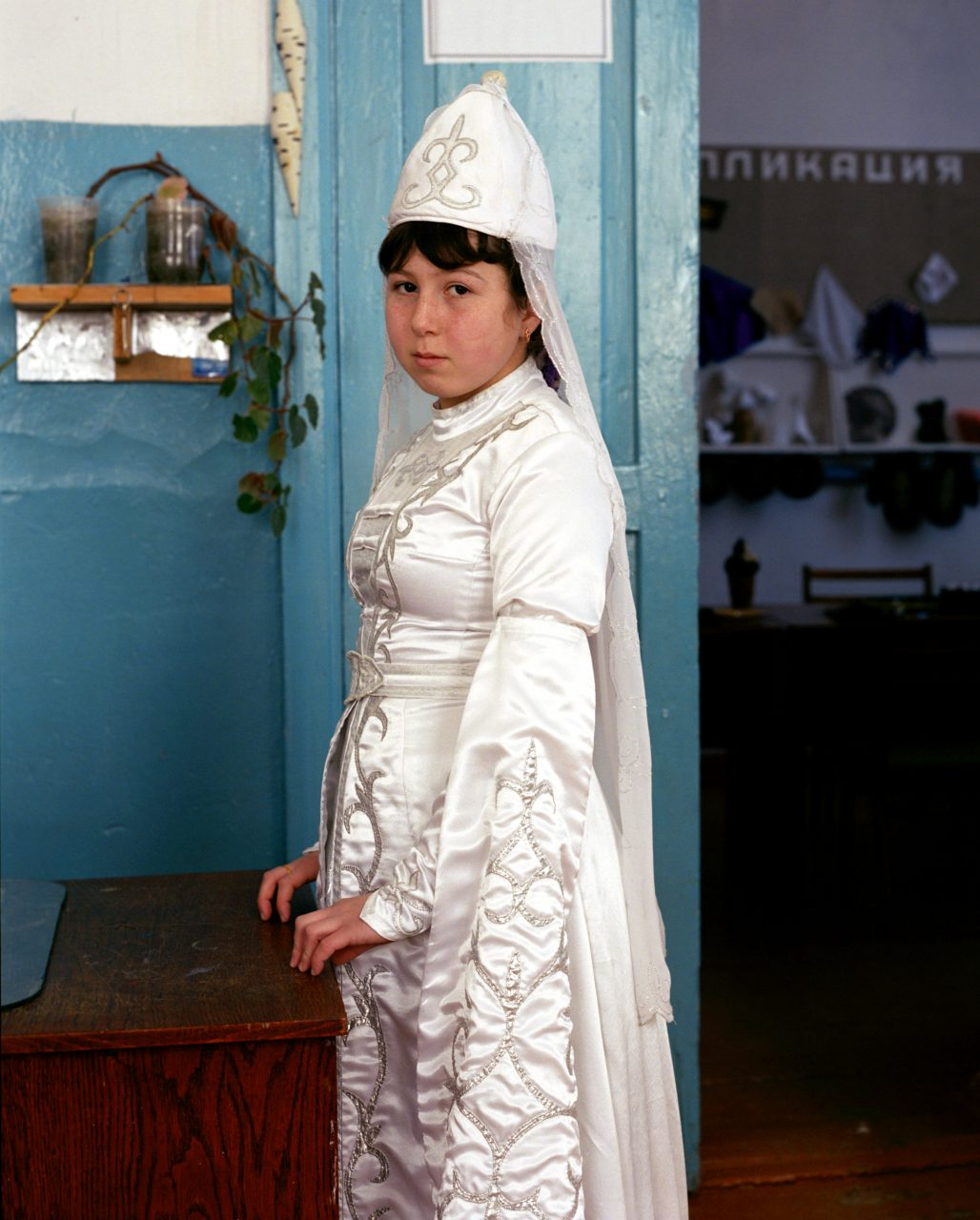 Russkie #90, c-print on dibond,100 x 85 cm, 2007