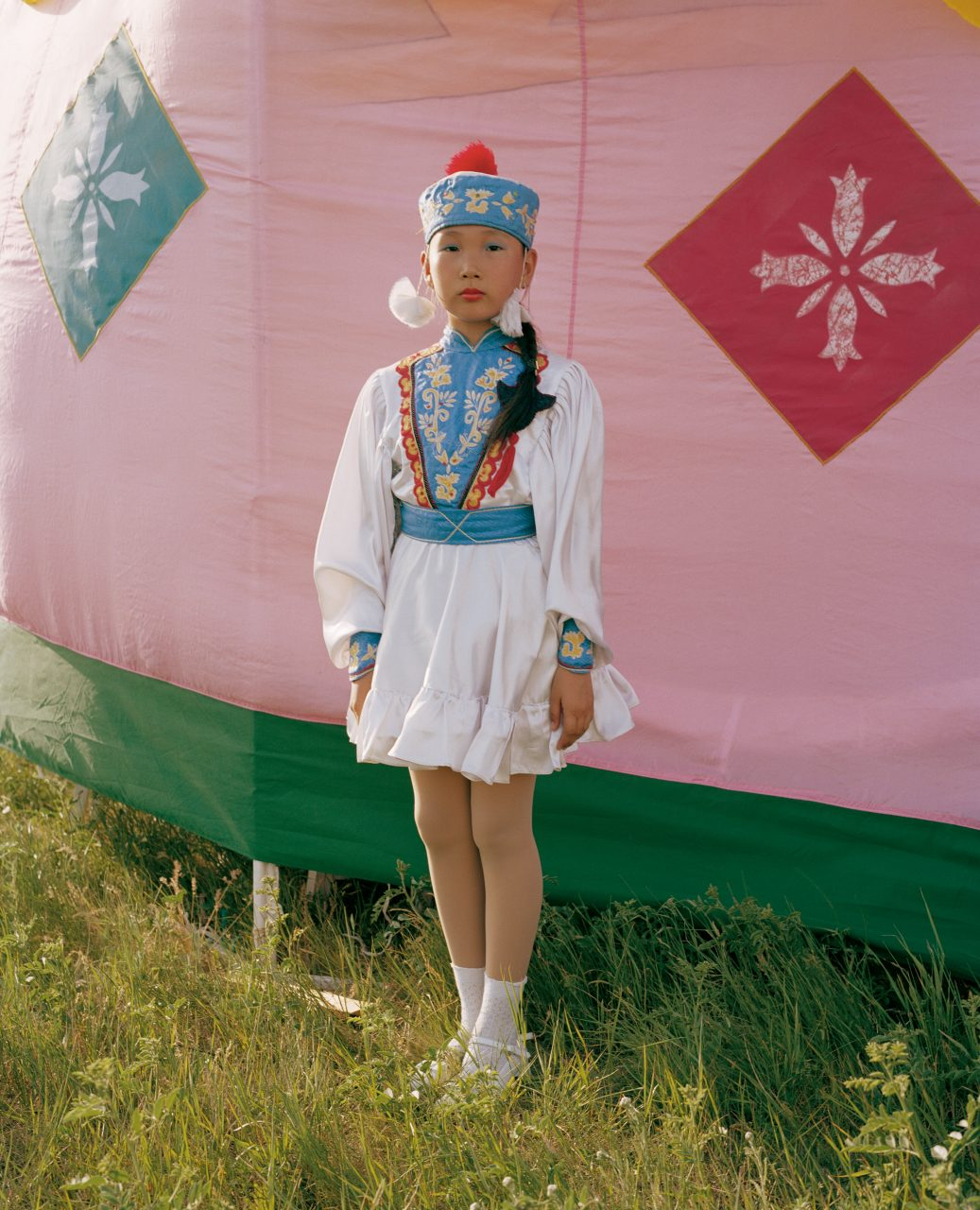 Russkie #99, c-print on dibond,100 x 80 cm, 2007
