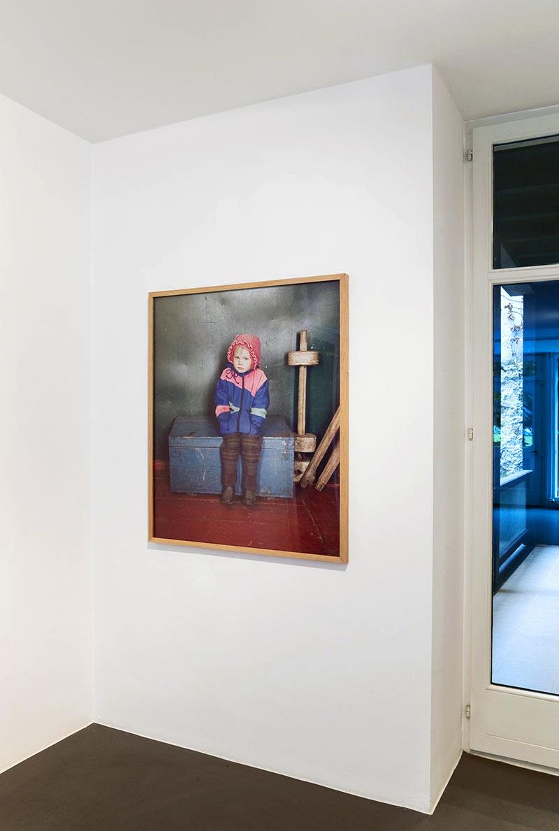 Anastasia Khoroshilova, Gisèle Linder Gallery, Basel, Switzerland, 2010