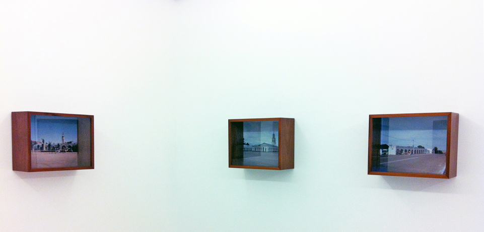 Anastasia Khoroshilova, Hilger Contemporary, Vienna, 2011