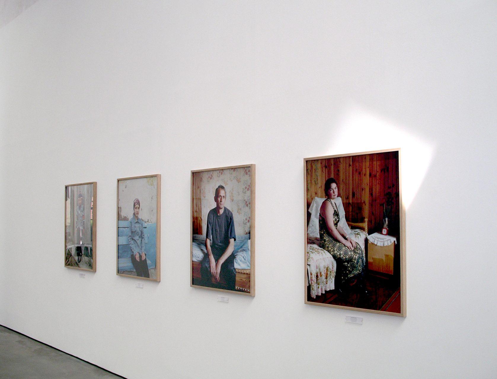 Anastasia Khoroshilova, Islanders, Kunsthalle Lingen, Lingen, Germany, 2007