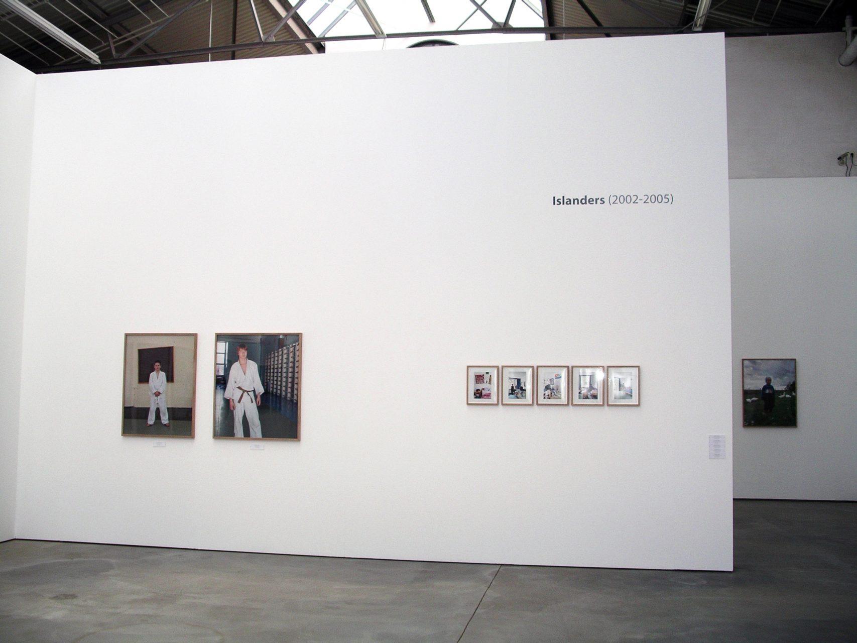 Anastasia Khoroshilova, Islanders 2003-2006, Kunsthalle Lingen, Lingen, 2007