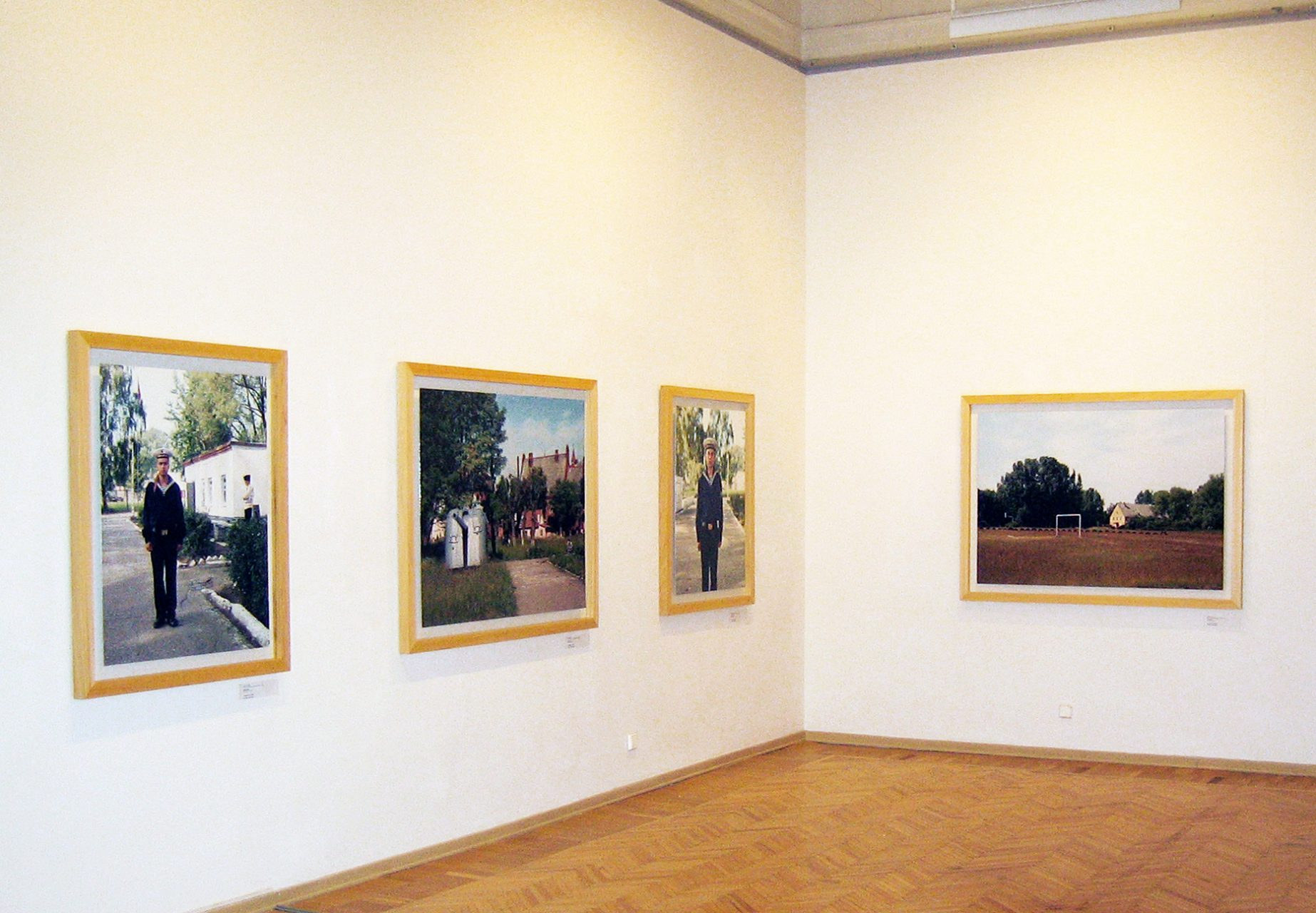 Anastasia Khoroshilova, Notes on the way, The State Russian Museum, St. Petersburg, 2006