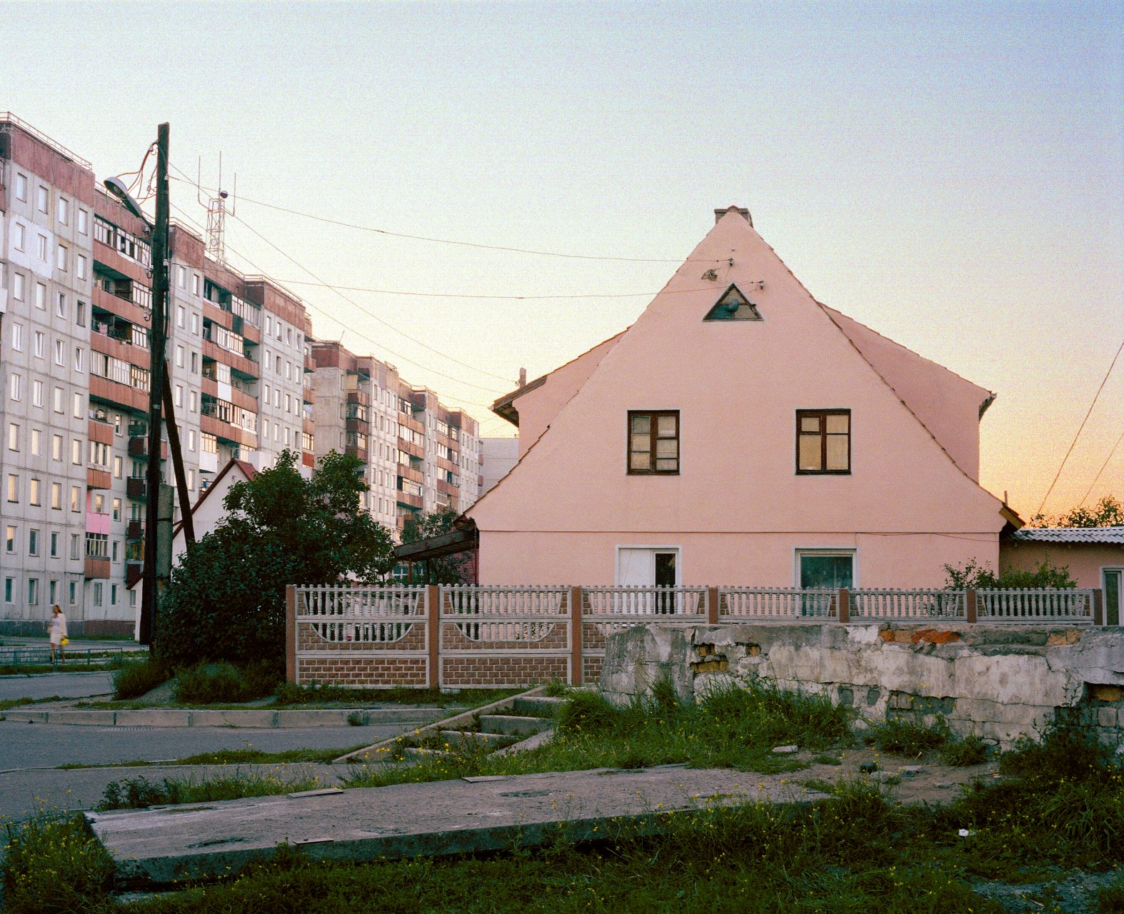 Baltiysk #17, c-print on aluminium, 100 x 125 cm, 2005