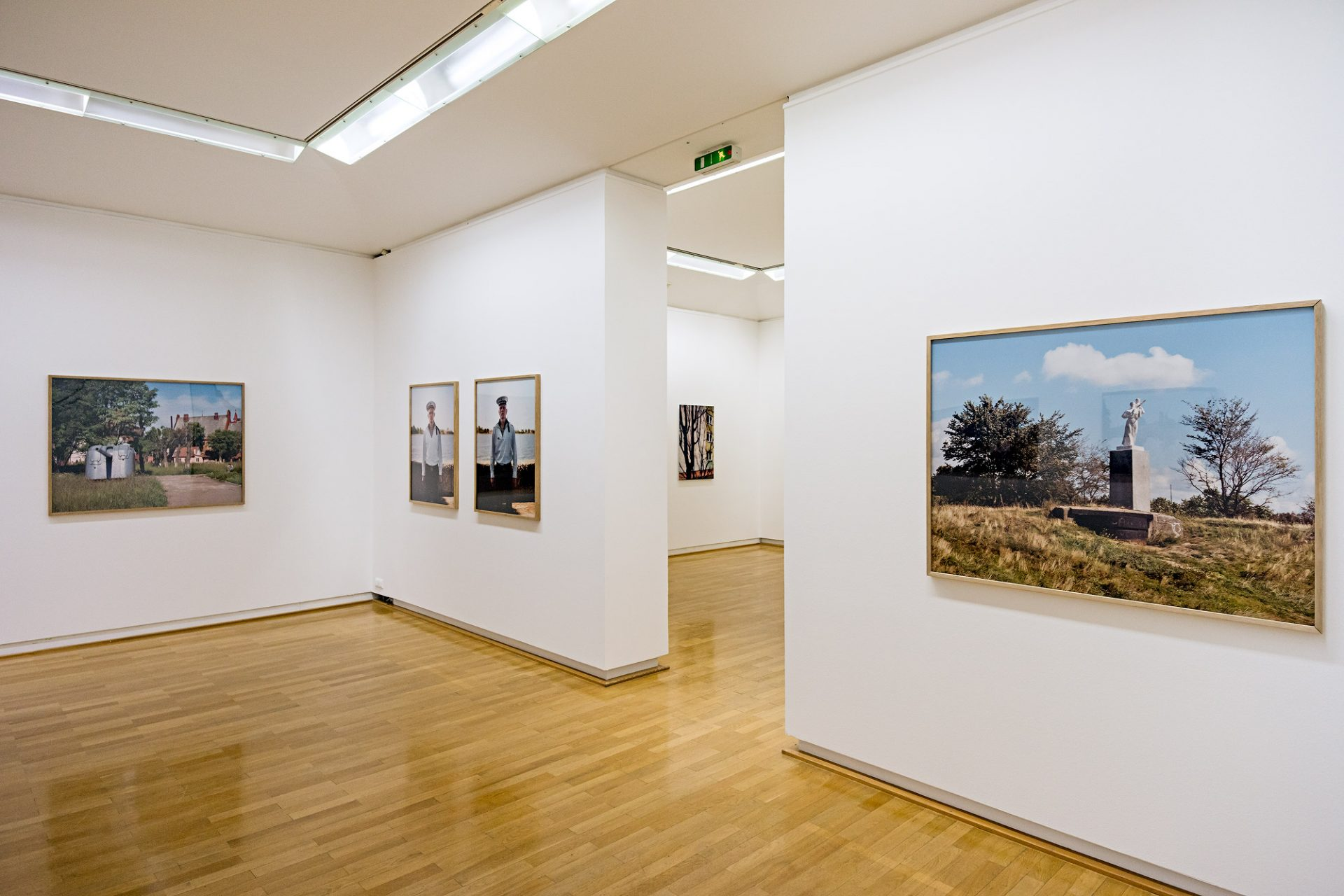 Home? East Europe in contemporary photography), Kunstforum Ostdeutsche Galerie Regensburg, Germany, curated by Dr. Agnes Matthias