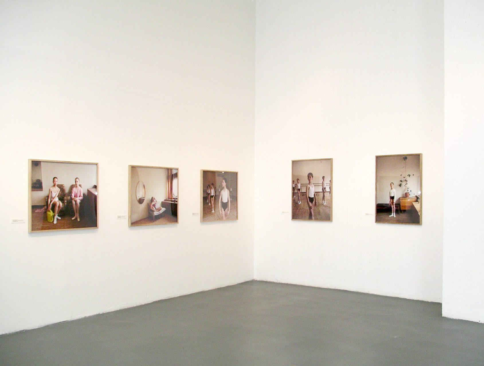 Anastasia Khoroshilova, Islanders 2003-2006, Centro per l'arte contemporanea Luigi Pecci, Prato, Italy, 2007
