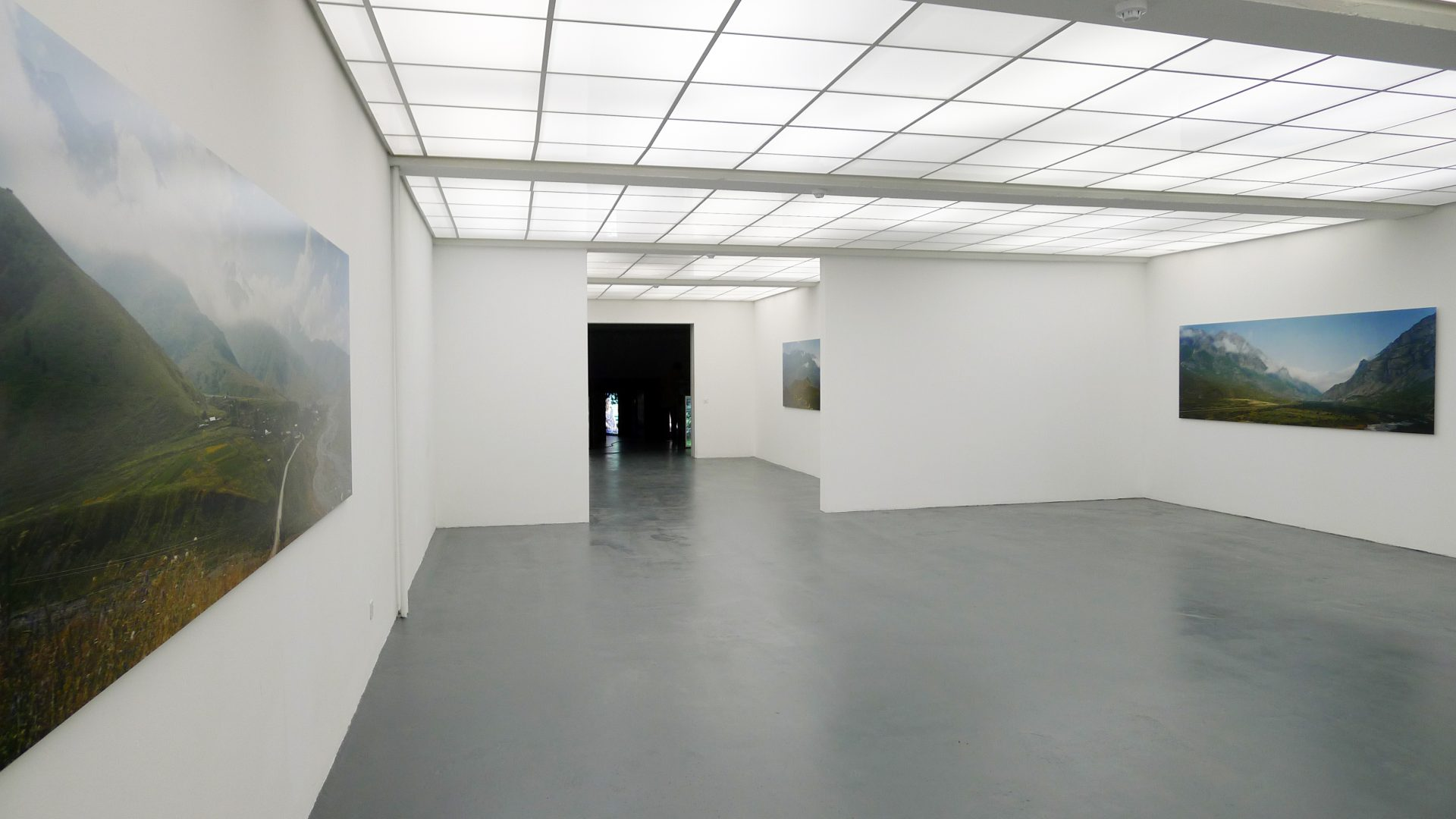 Starie Novosti (Old News), installation view at Kunsthaus Baselland, Switzerland, 2012