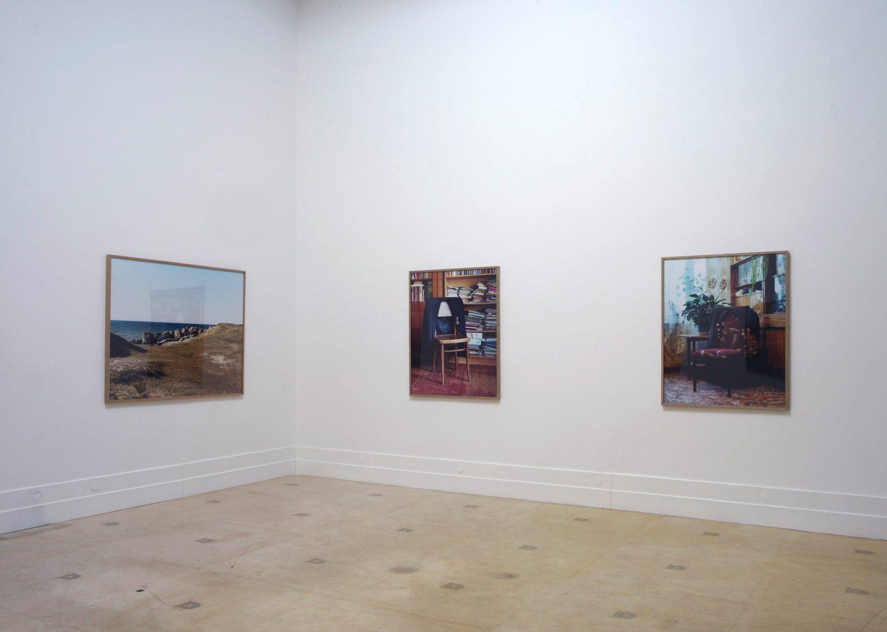 Anastasia Khoroshilova, Die Übrigen, Diehl Cube, Berlin, Germany, 2015