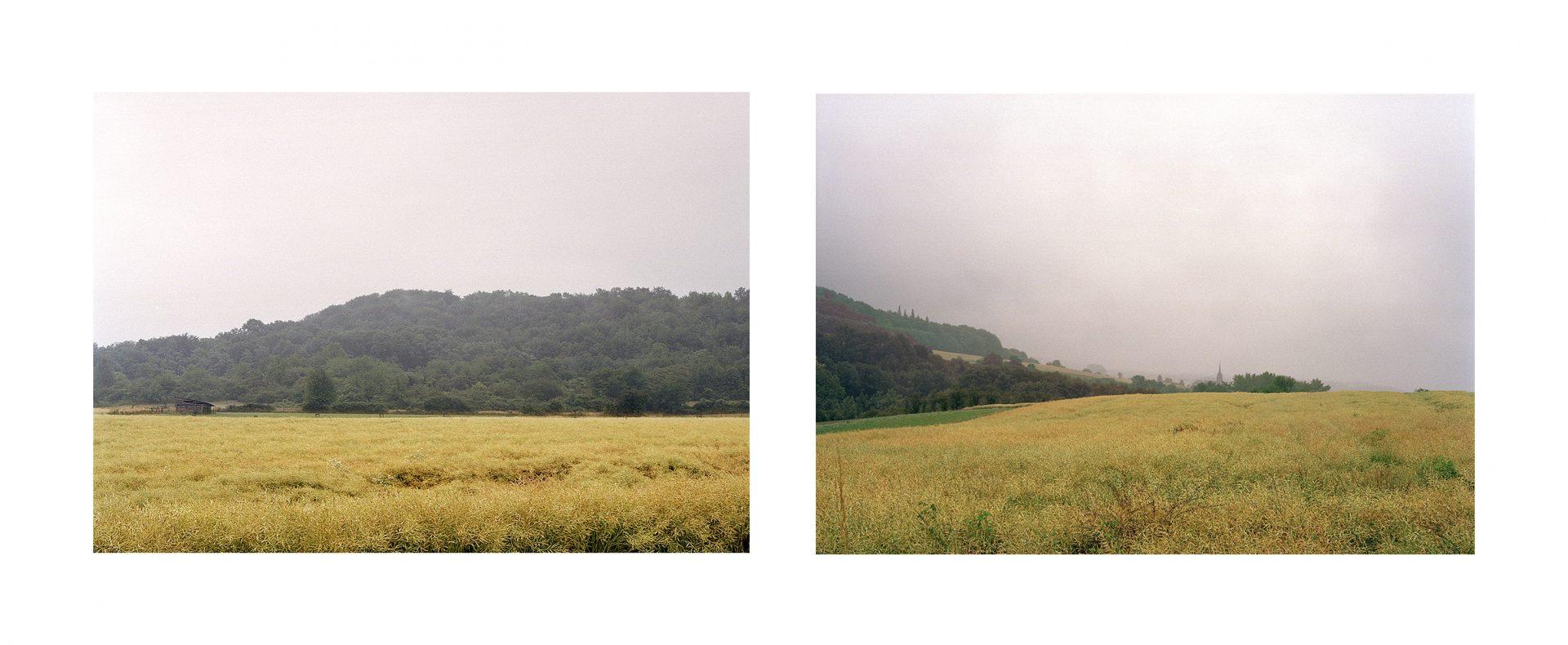 Borders, c-print auf dibond 120 x 150 cm + 120x150, 2005