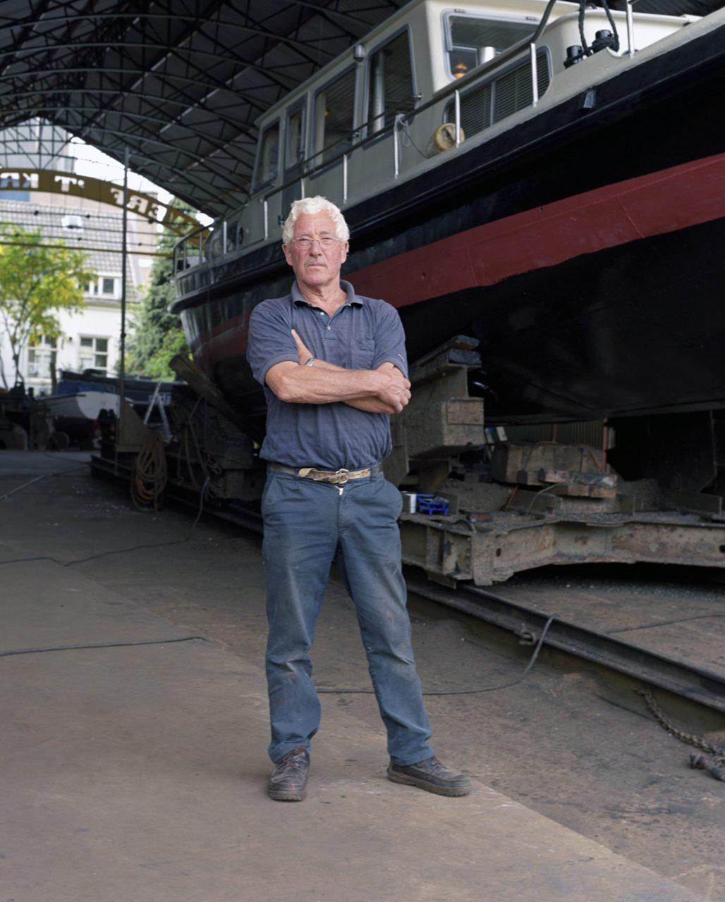 Dick van Amerongen, 'T Kromhout, Amsterdam, 2007