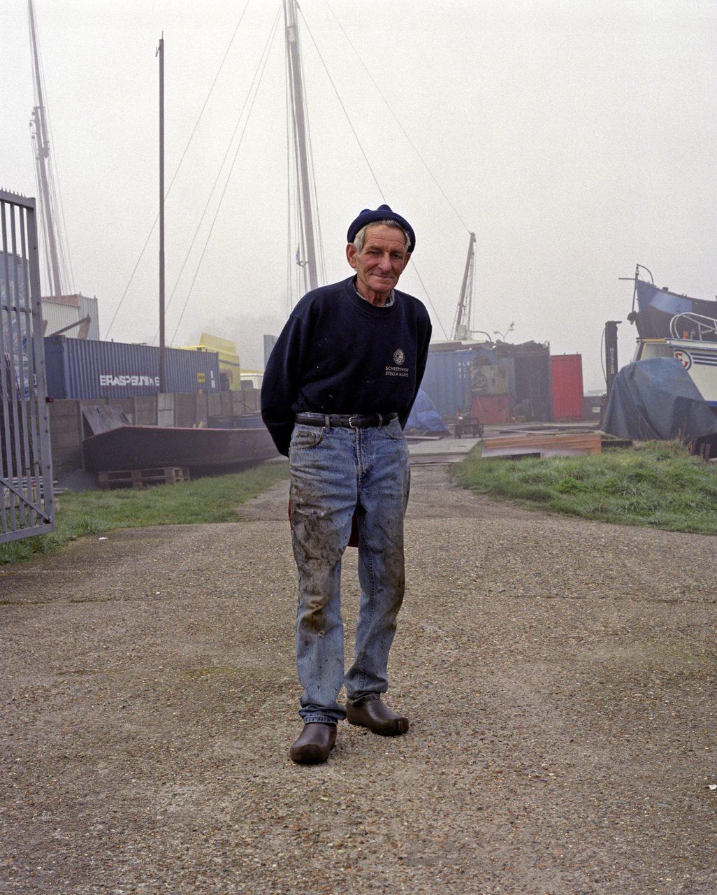 Ome Willem Breurken, Stella Maris, Amsterdam, 2007