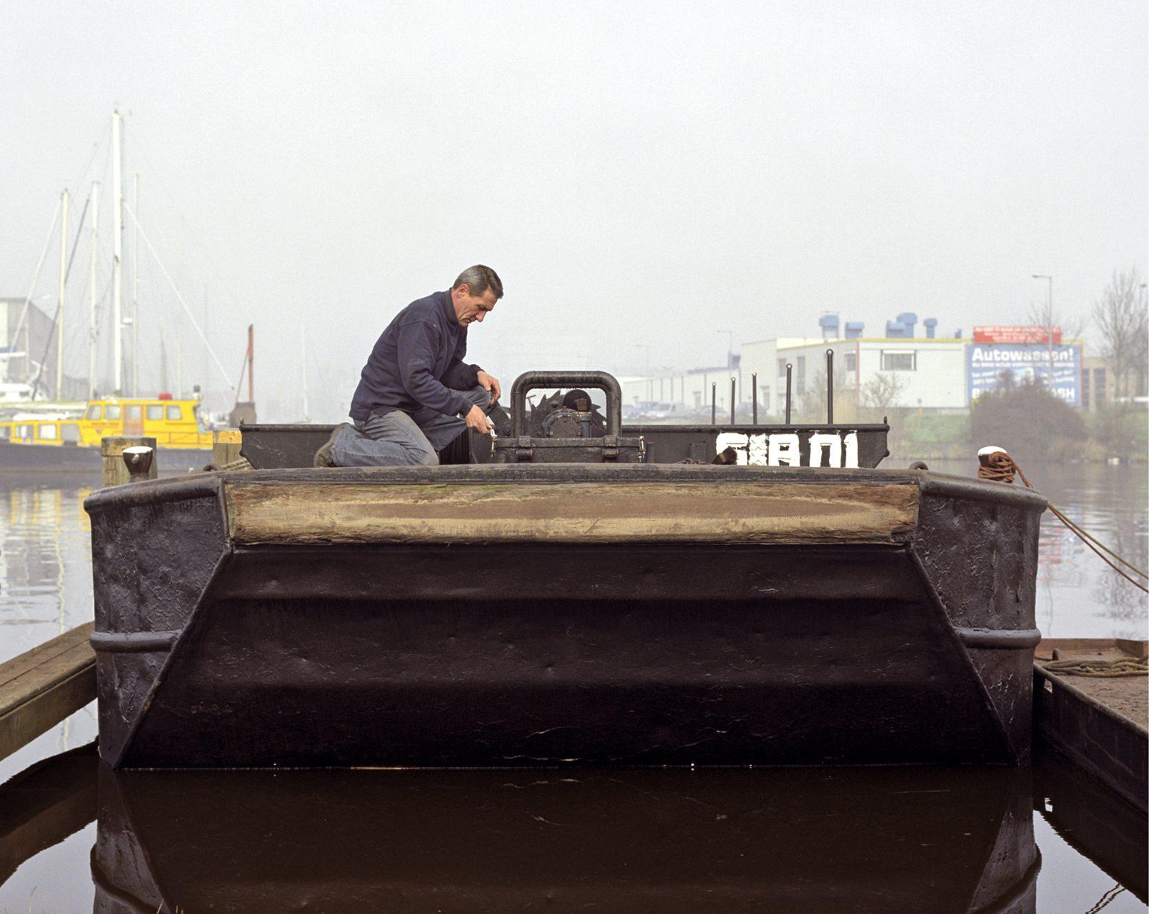 Richard Breurken, Stella Maris, Amsterdam, 2007