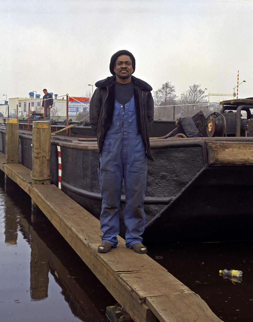 Vincent Burnett, Stella Maris, Amsterdam, 2007