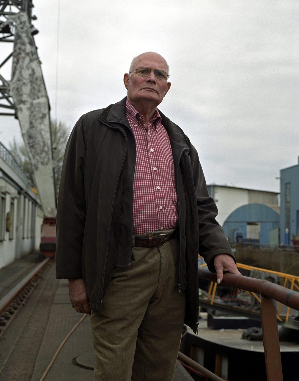 Nico E. Post sr., Wed. K. Brouwer Scheepswerf BV, Zaandam, 2007